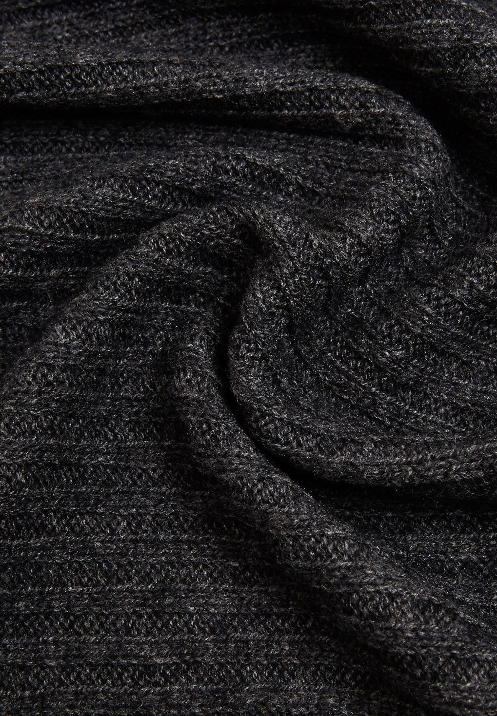 Esprit Schal - dark grey/dunkelgrau - Herrenaccessoires Ih0Fg
