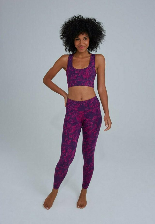 Leggings - fuchsia
