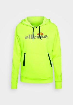 ARCILLE - Sweat à capuche - neon yellow