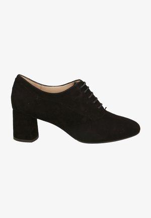 Lace-up heels - schwarz