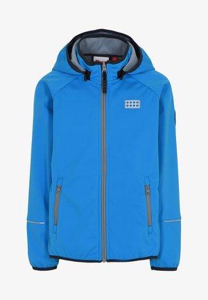 SKY UNISEX - Soft shell jacket - light blue