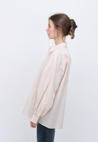 someday. - Button-down blouse - beige - 3