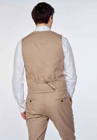 MDB IMPECCABLE - Suit waistcoat - brown - 2