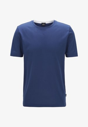 TESSLER 128 - T-Shirt basic - dark blue