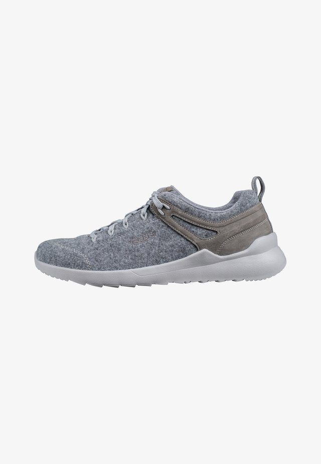 Trainers - steel grey/drizzle