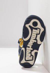 Timberland - ADVENTURE SEEKER 2 STRAP - Walking sandals - navy/yellow - 5