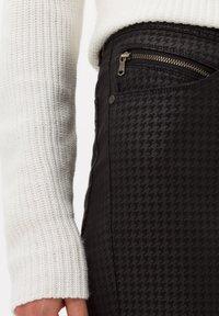 BRAX - Jeans Skinny Fit - clean black - 4