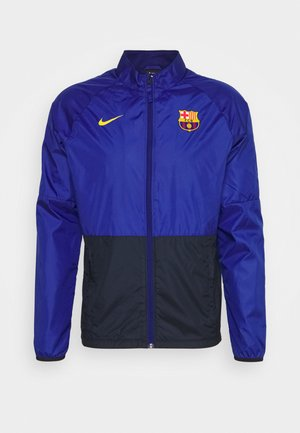 FC BARCELONA DRY  - Article de supporter - deep royal blue/dark obsidian/amarillo