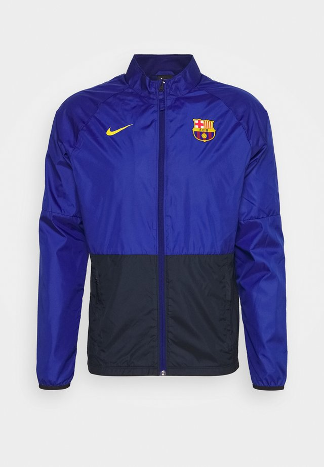 FC BARCELONA DRY  - Fanartikel - deep royal blue/dark obsidian/amarillo