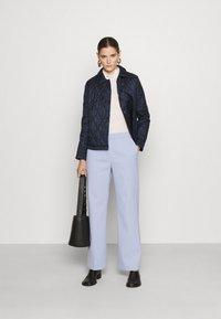 WEEKEND MaxMara - PALMI - Light jacket - blue - 1