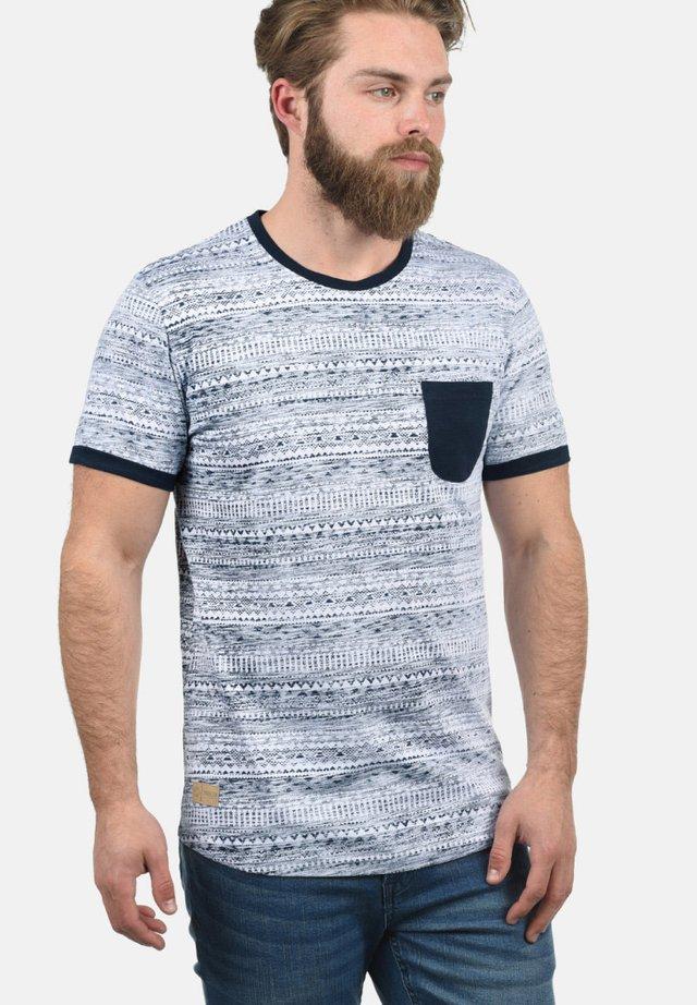 INGO - Print T-shirt - blue