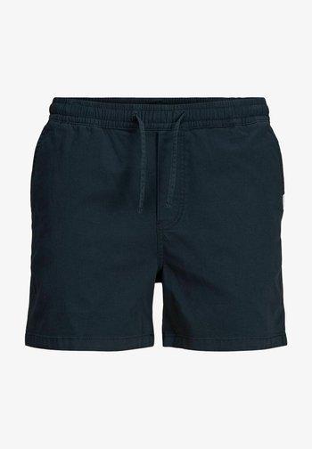 JJIJEFF JJJOGGER - Shorts - navy blazer