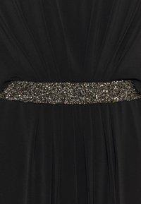 Lauren Ralph Lauren - CLASSIC LONG GOWN TRIM - Occasion wear - black - 6
