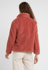 CLOSED - TEDDY - Winter jacket - antique rose - 2