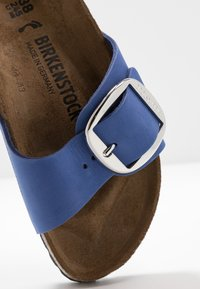 Birkenstock - MADRID - Slippers - azure blue - 2