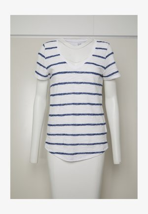 EASY - T-shirt con stampa - navy