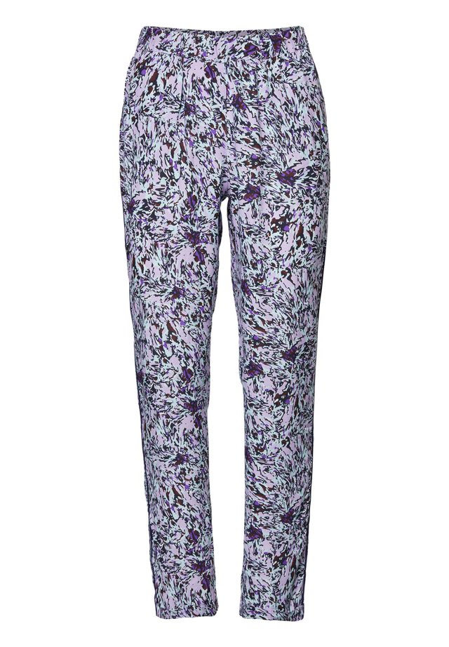 Trousers - pastel lilac