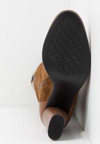 Bruno Premi - High heeled boots - rovere - 6
