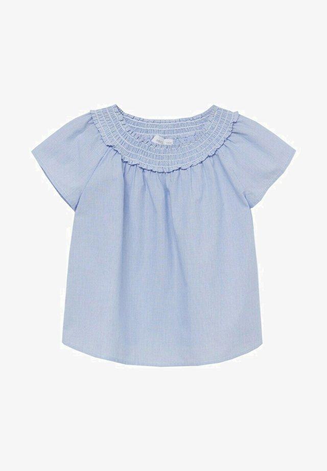DANNA - Blouse - bleu