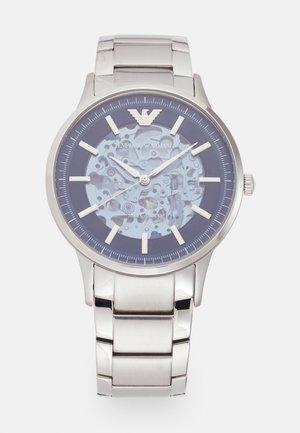 RENATO - Reloj - silver-coloured