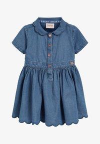 Next - BAKER BY TED BAKER - Denim dress - blue - 0