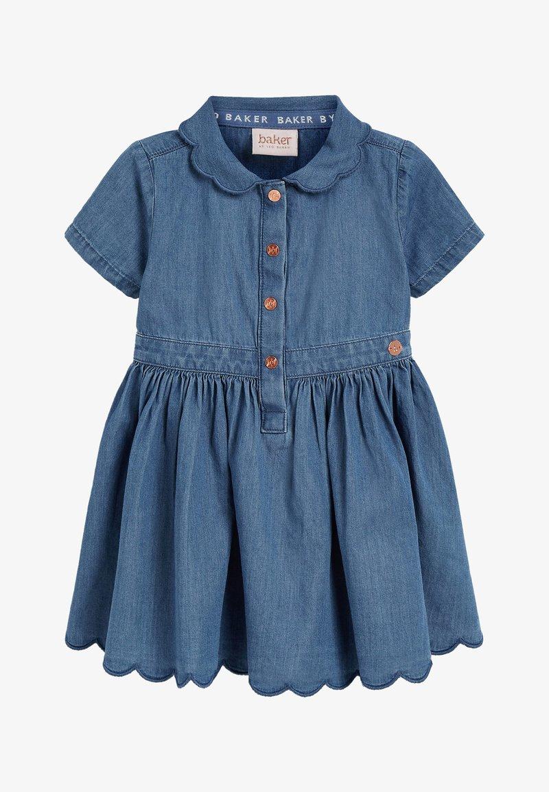 Next - BAKER BY TED BAKER - Denim dress - blue