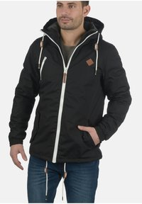 Solid - TILDEN - Light jacket - black - 0