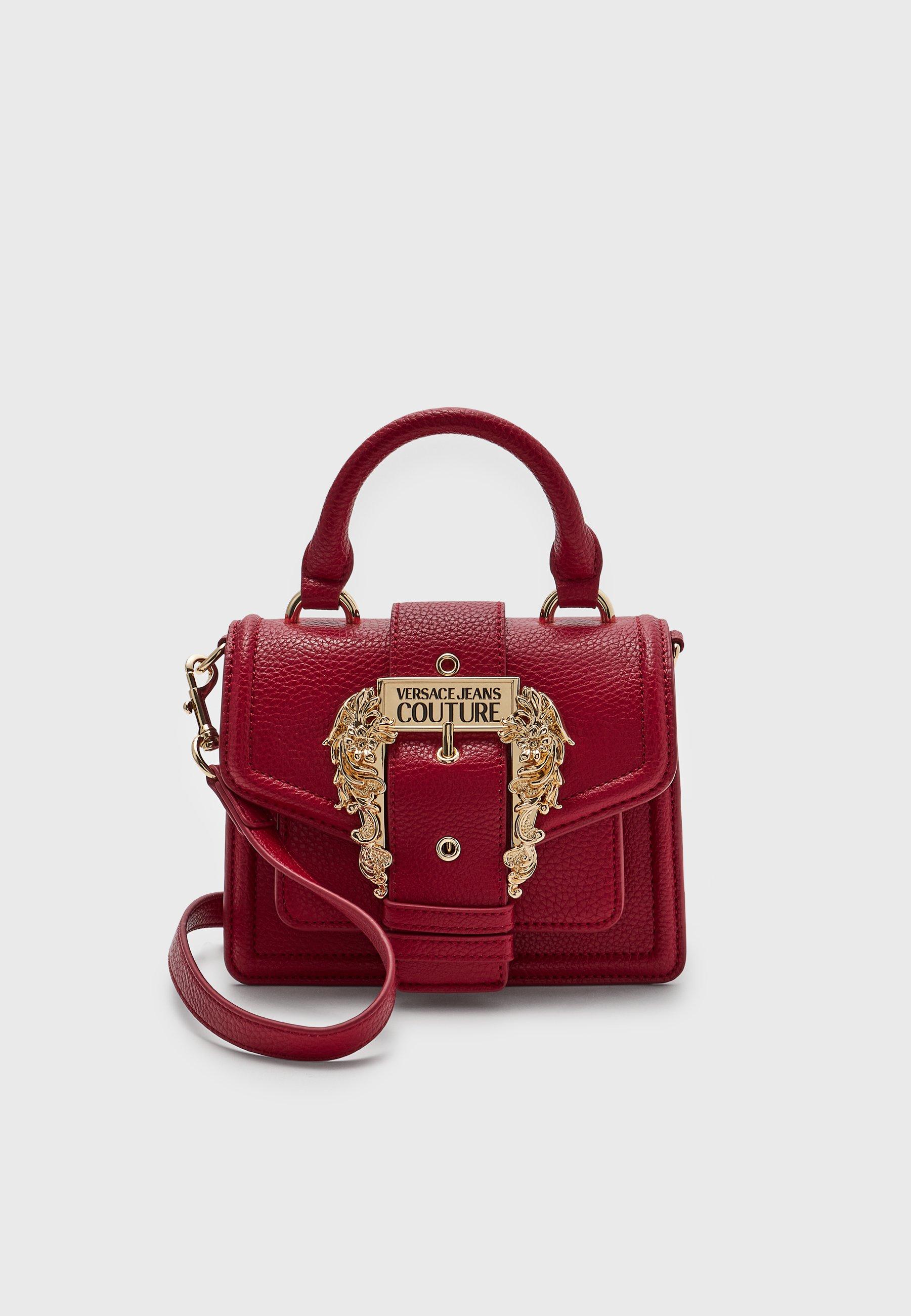 Women GRANA BUCKLE HANDBAG - Handbag