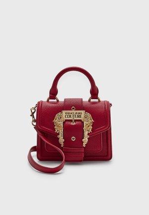 GRANA BUCKLE HANDBAG - Handbag - blood