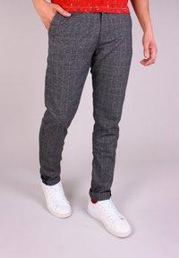 Gabbiano - Trousers - grey - 2