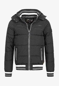 MARLON - Light jacket - black