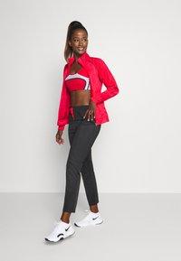 Champion - FULL ZIP SUIT LEGACY - Trainingsanzug - berry - 1