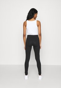 NU-IN - BASIC - Leggings - Trousers - black - 2