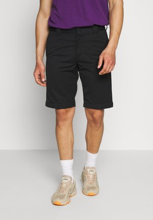 MASTER DENISON - Shorts - black
