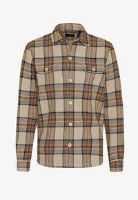 Cinque - Formal shirt - brown - 0