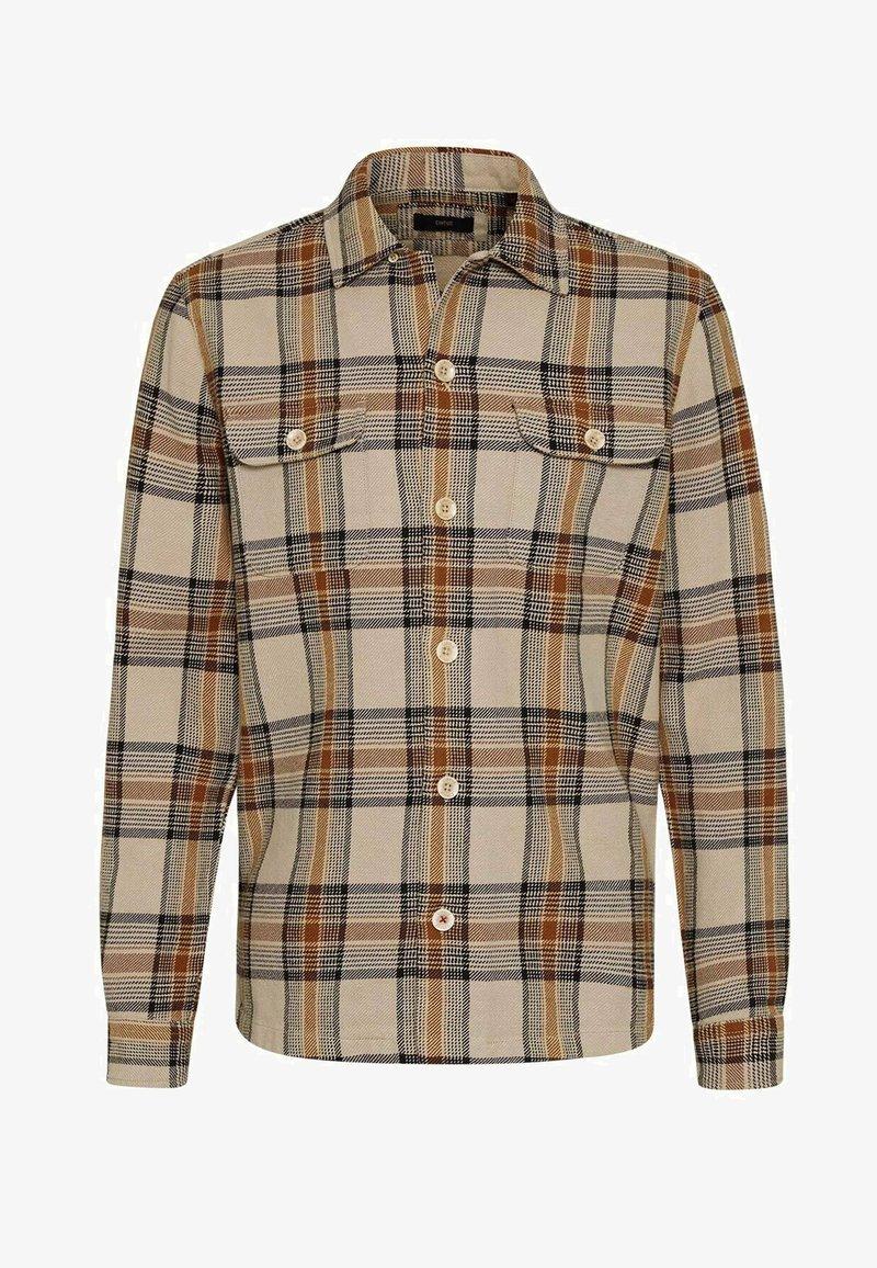 Cinque - Formal shirt - brown