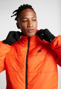Icebreaker - ADULT QUANTUM GLOVES - Gloves - black - 0