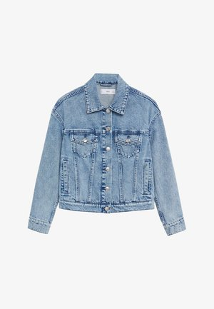 MONI - Denim jacket - mittelblau
