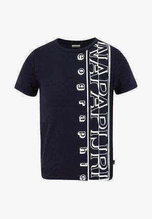 K SERI - T-Shirt print - blue marine