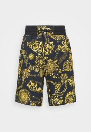 BRUSHED REGALIA BAROQUE - Shorts - nero/oro