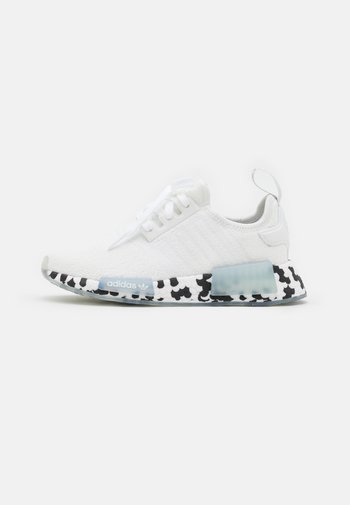 NMD_R1 UNISEX - Trainers - footwear white/core black