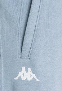 Kappa - IREK - Tracksuit bottoms - ashley blue - 6