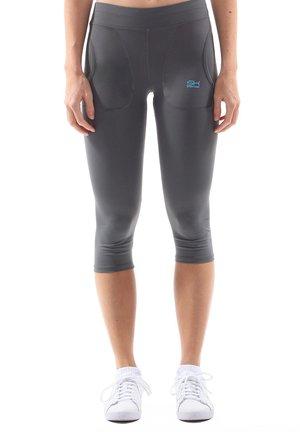 3/4 sports trousers - grau