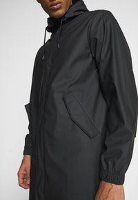 Rains - FISHTAIL UNISEX  - Parka - black - 7