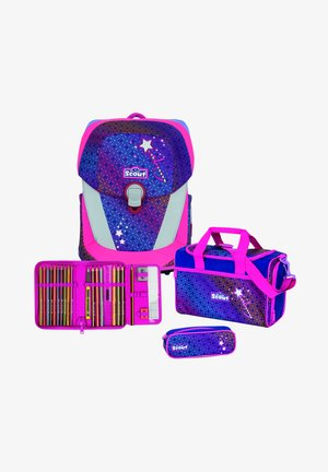 SUNNY II SET - School bag - magic wand