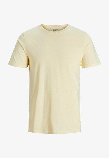 T-shirt - bas - flan