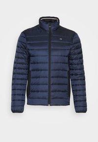 Calvin Klein - LIGHT WEIGHT SIDE LOGO JACKET - Light jacket - blue - 6
