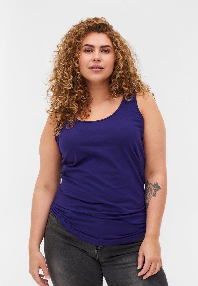 BASIS - Top - purple