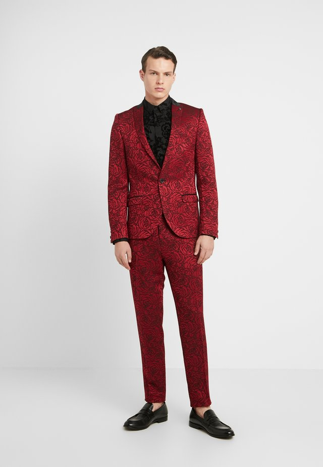 MARGERA SUIT - Anzug - red