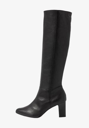MELI - Vysoká obuv - schwarz mellow